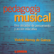 Pedagogia musical - Violeta de Gainza