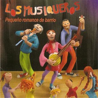 los-musiqueros-pequenio-romance-de-barrio-cd